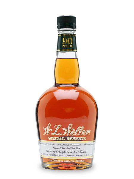 weller whiskey bourbon