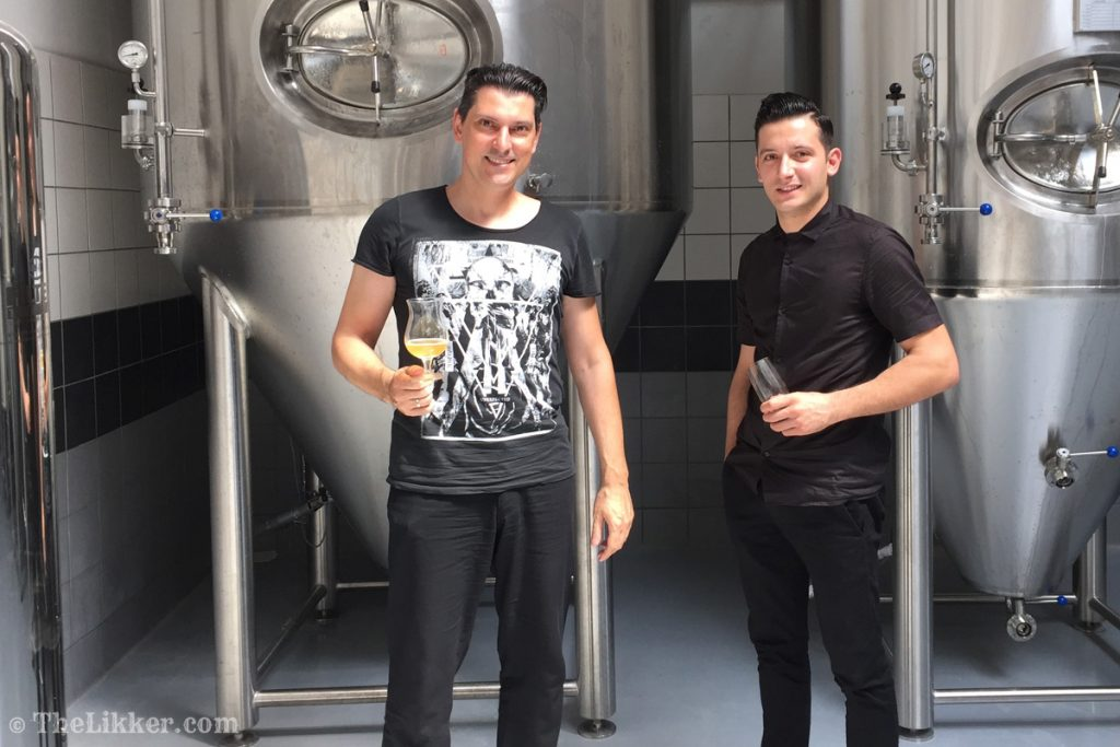noctua microbrewery greekbeer athen the likker andreas botsaris yiannis milionis the likkersbeer
