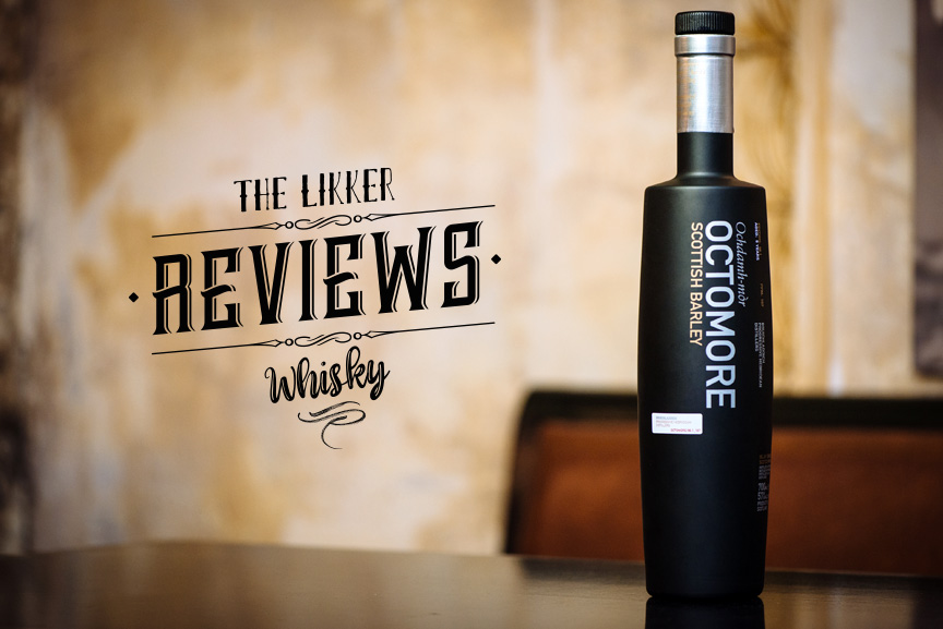Bruichladdich whisky whisky tasting Octomore Joanne Brown the tasters club the likker reviews