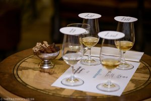 Bruichladdich whisky whisky tasting Octomore 07.1 Joanne Brown the tasters club the likker reviews
