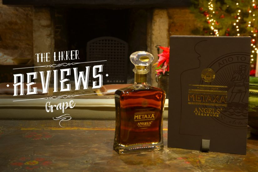 metaxa angels treasure likker review