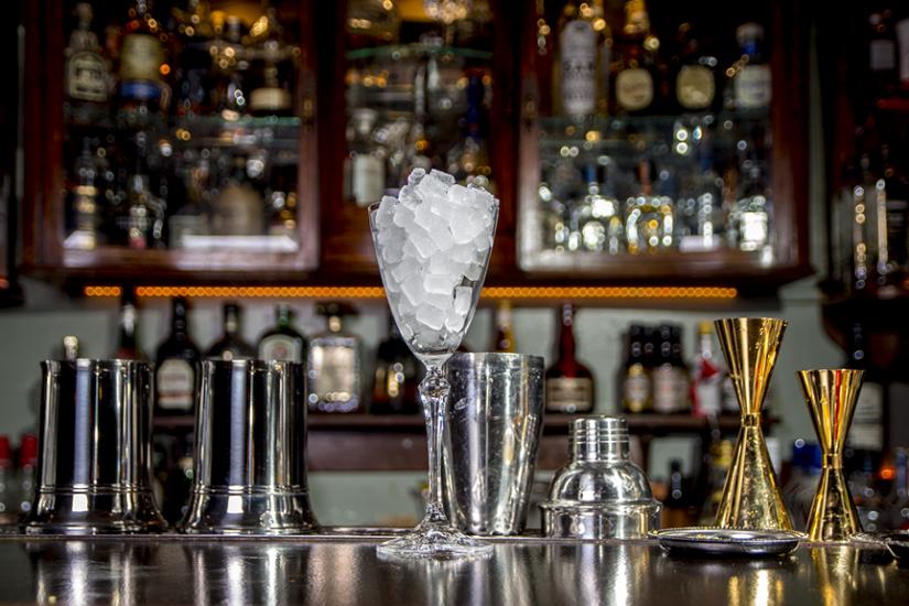 pairidaeza bar the likker cocktails