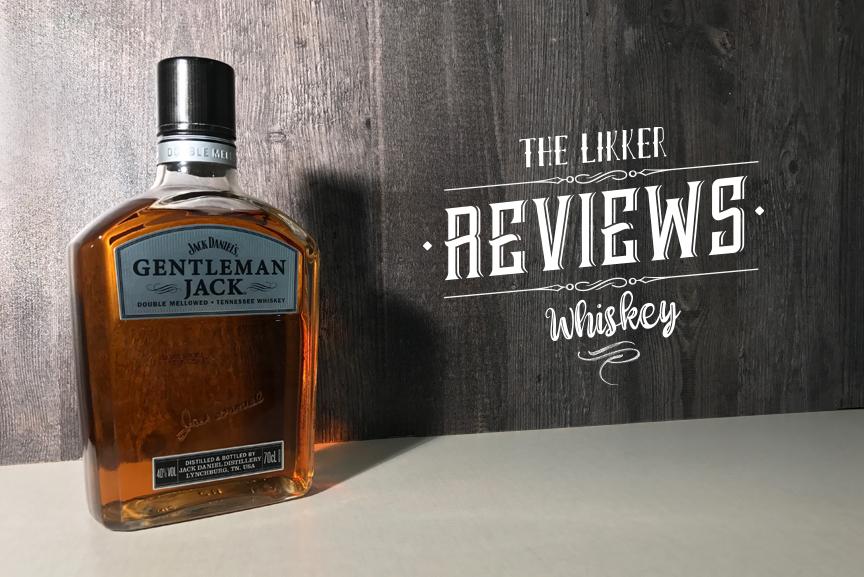 jack daniel's tennessee whiskey gentleman jack likker