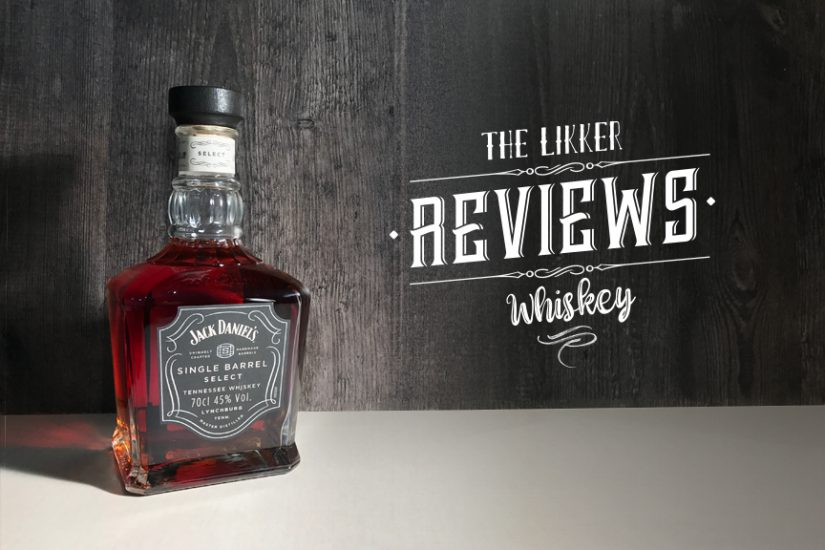 jack daniel's tennessee whiskey single barrel likker