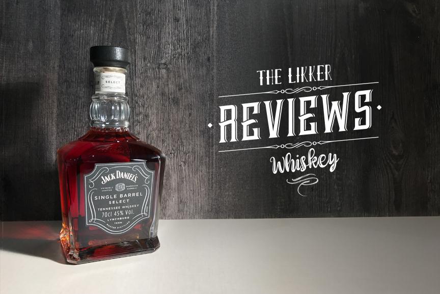 jack daniel's tennessee whiskey single barrel likker