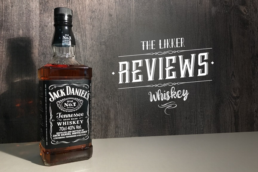 jack daniel's old no. 7 tennessee whiskey the likker