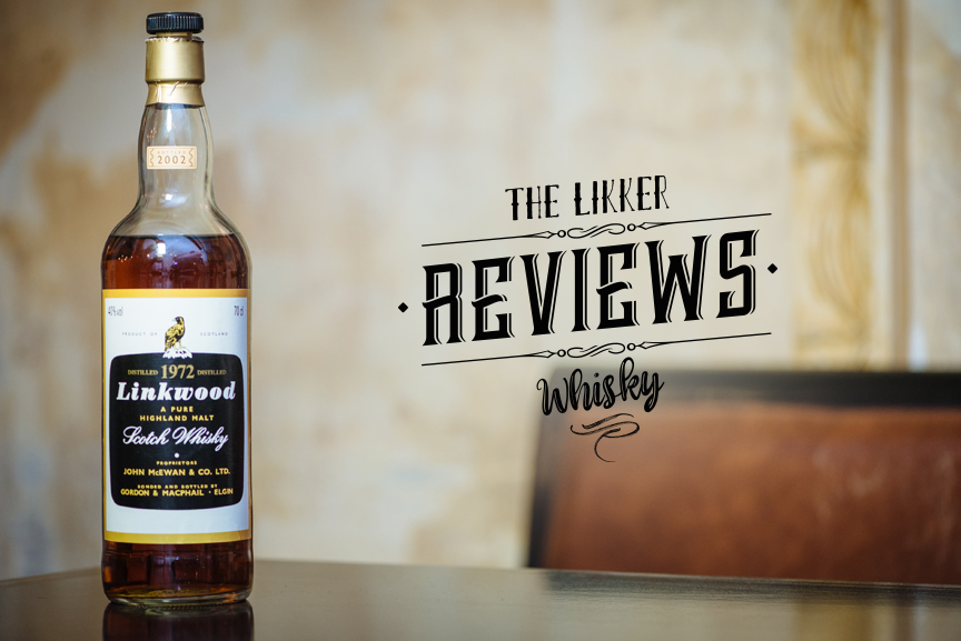 linkwood 1972 whisky the likker