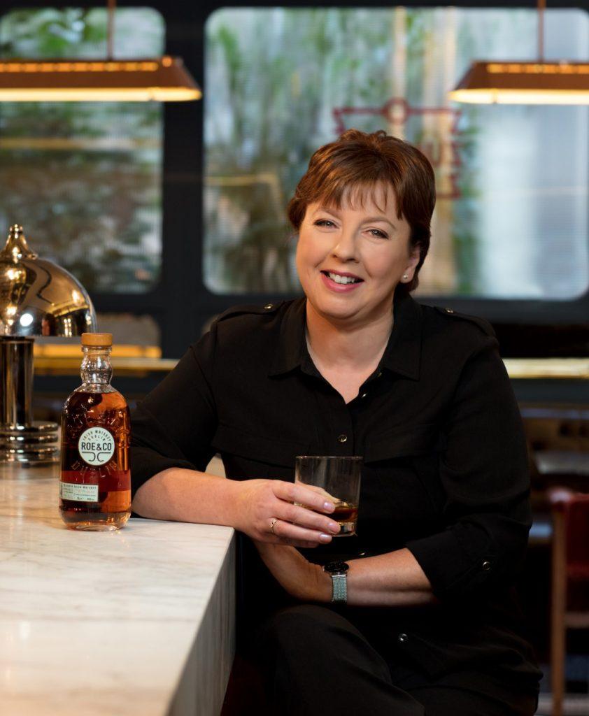 roe & co irish whiskey diageo Caroline Martin