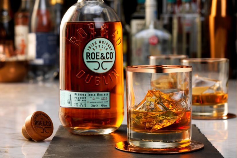 roe & co irish whiskey diageo