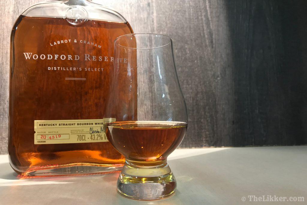 Woodford Reserve Distiller's Select bourbon likker