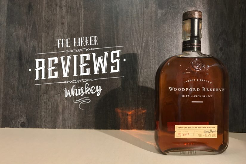 Woodford Reserve Distiller's Select bourbon likker