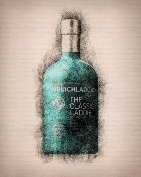 Bruichladdich Likker Matthew Ray whisky