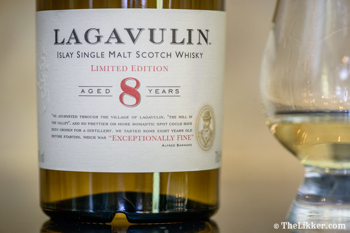 lagavulin 8 the likker