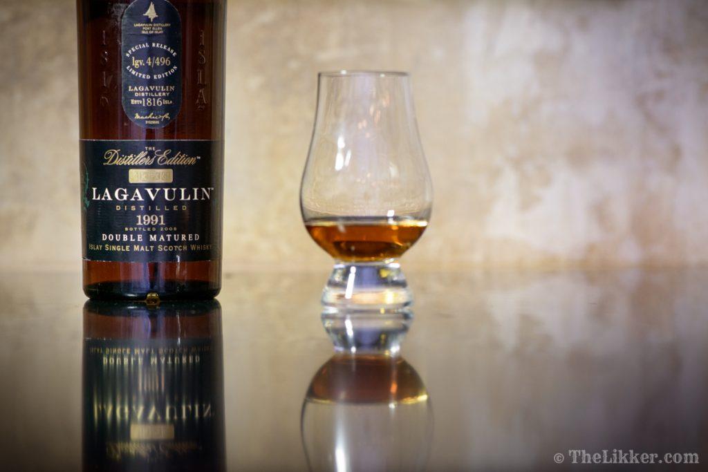 Lagavulin Distillers Edition likker