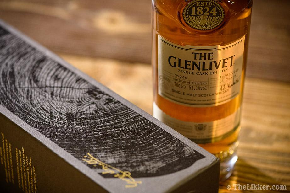 The Glenlivet whisky