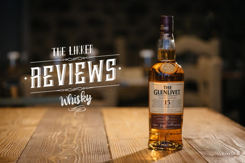 The Glenlivet whisky