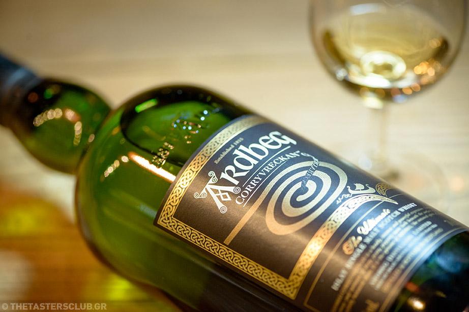 Ardbeg whisky Corryvreckan