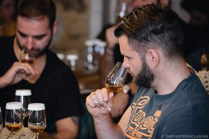 whisky tasting the tasters club ουισκι