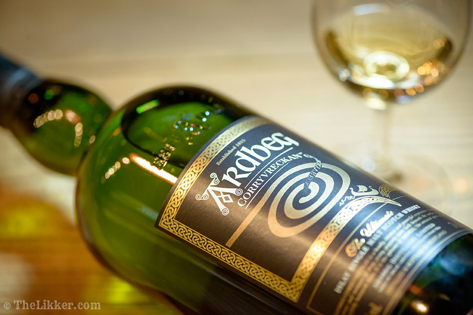 ardbeg corryvreckan whisky review