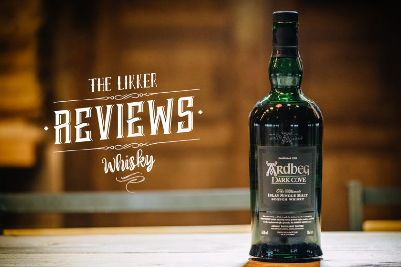 ardbeg dark cove whisky review