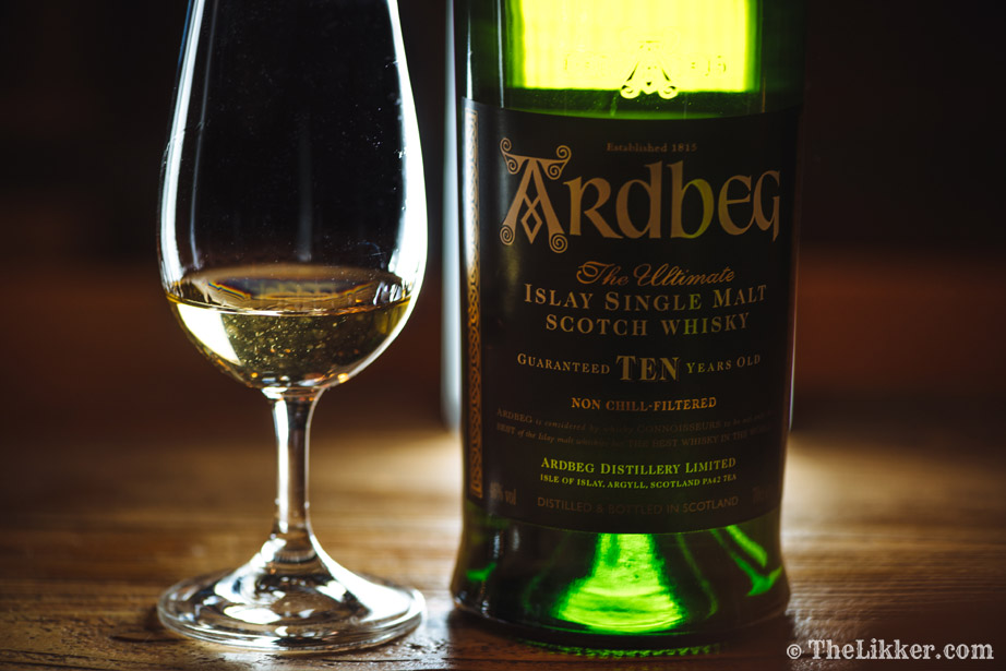 ardbeg ten whisky tasting day 12