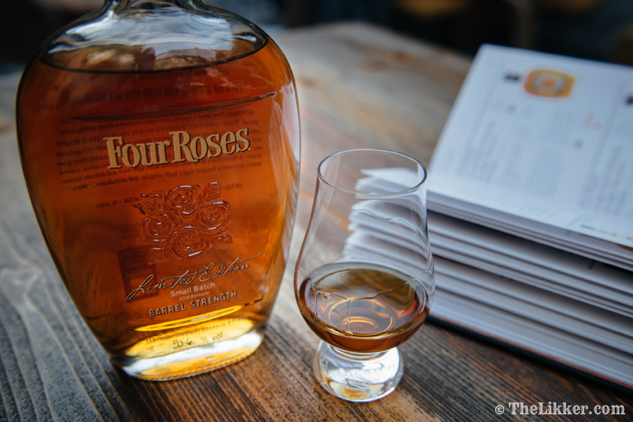 four roses small batch limited edition 2016 release 2