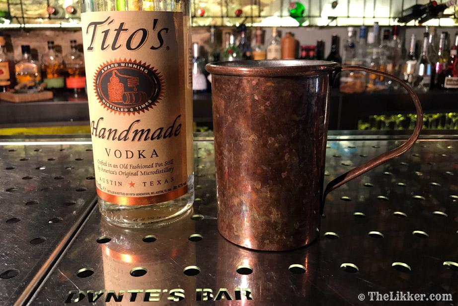 tito's vodka dantes