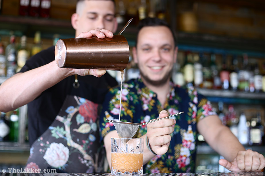 step by step cocktails mai tai stavroulakis rantos Couleur Locale