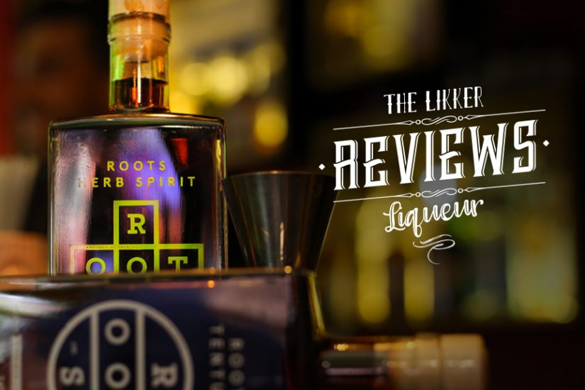 roots herb spirit liqueur the likker reviews