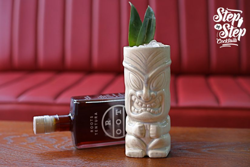 tiki bar cocktails roots tentura