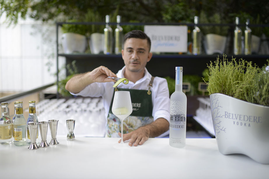 belvedere vodka relearn natural holy garden athens spritz cocktails μεγαλοκονομος