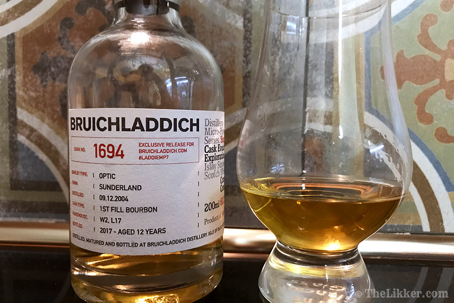 bruichladdich micro provenance laddiemp7 1694 the likker reviews