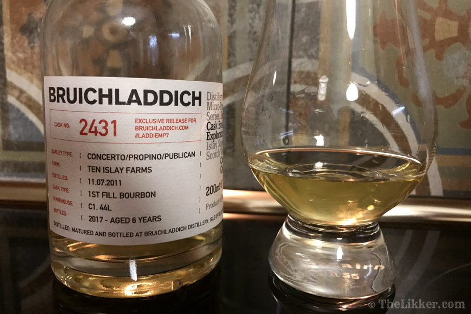 bruichladdich micro provenance laddiemp7 2431 the likker reviews