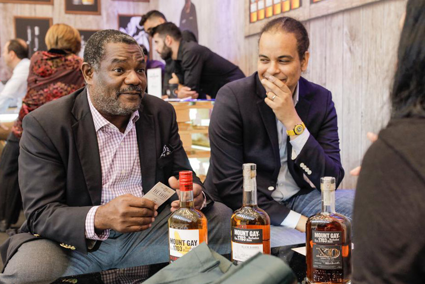allen smith miguel smith mount gay rum interview the likker chrisovitsioti