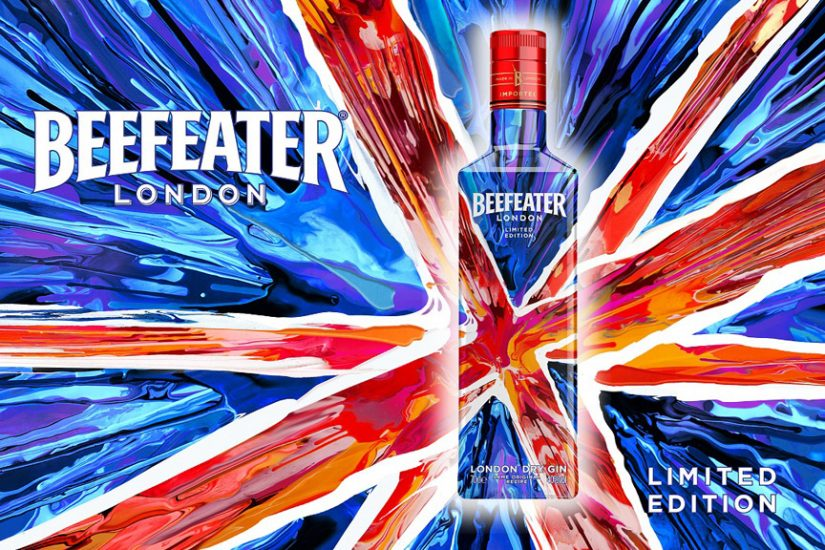 beefeater gin spin bottle the likker