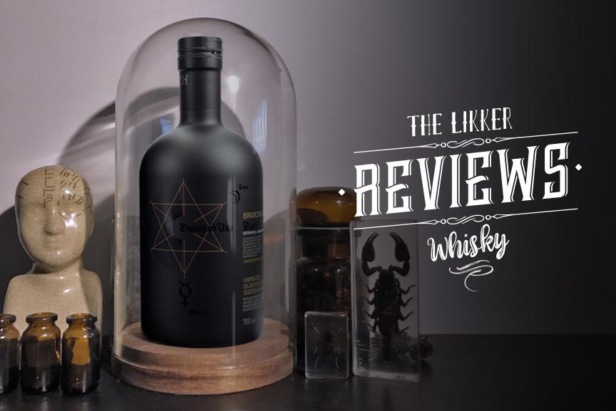 the likker reviews bruichladdich black art 1992 5.1