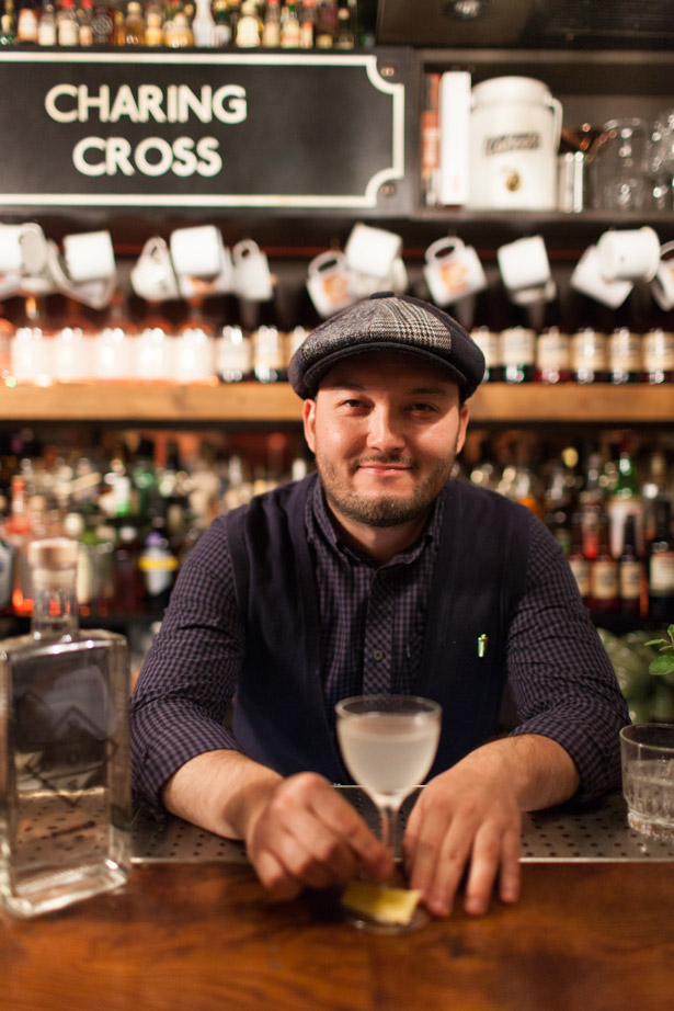 roots uk competition 2017 the likker Marco Misao Di Gregorio
