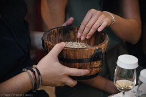 whisky tasting the tasters club noel ουισκι grist