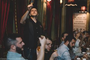 whisky tasting the tasters club noel ουισκι charizopoulos