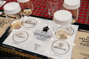 whisky tasting the tasters club noel ουισκι dalwninnie cragganmore aberlour strathisla