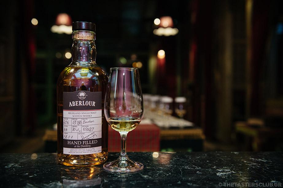 whisky tasting the tasters club noel ουισκι aberlour