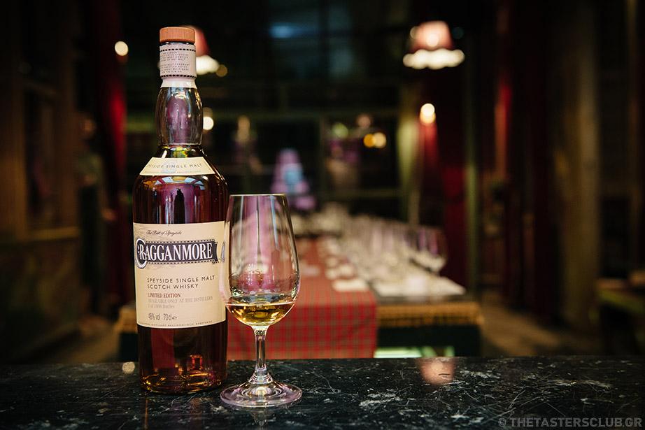 whisky tasting the tasters club noel ουισκι cragganmore