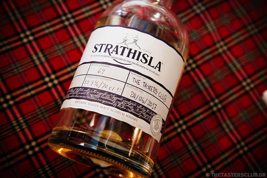 whisky tasting the tasters club noel ουισκι strathisla