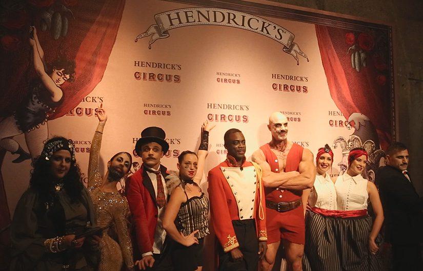 hendricks gin hendrick's circus gin