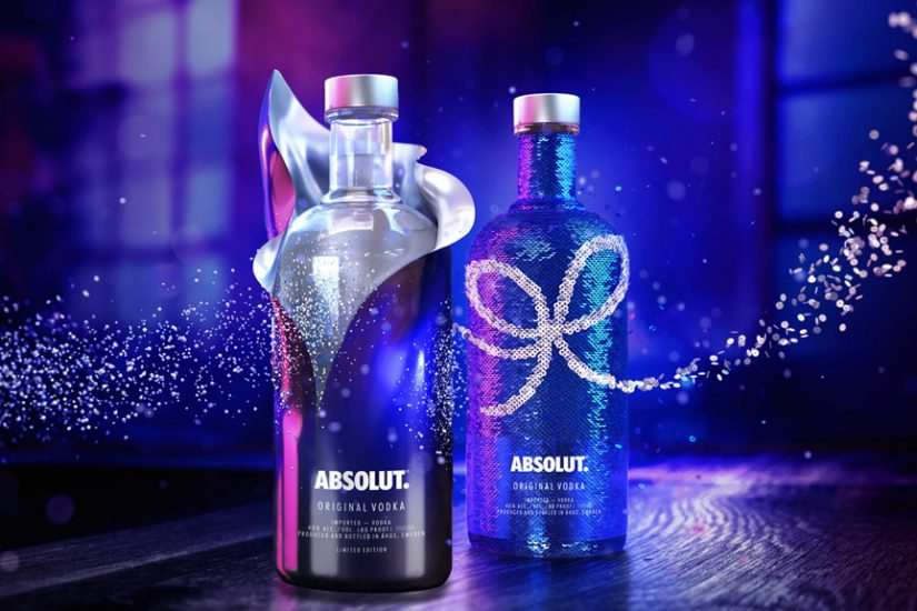 absolut vodka uncover