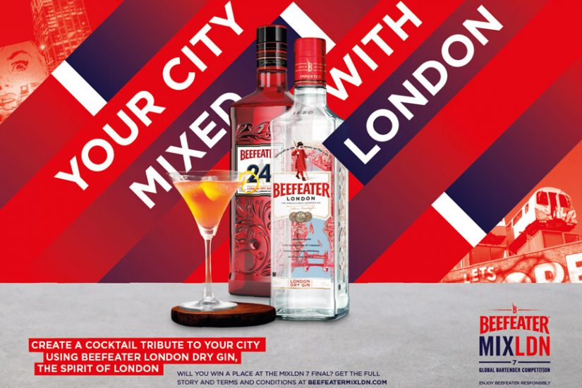 beefeater mixldn competition 2017