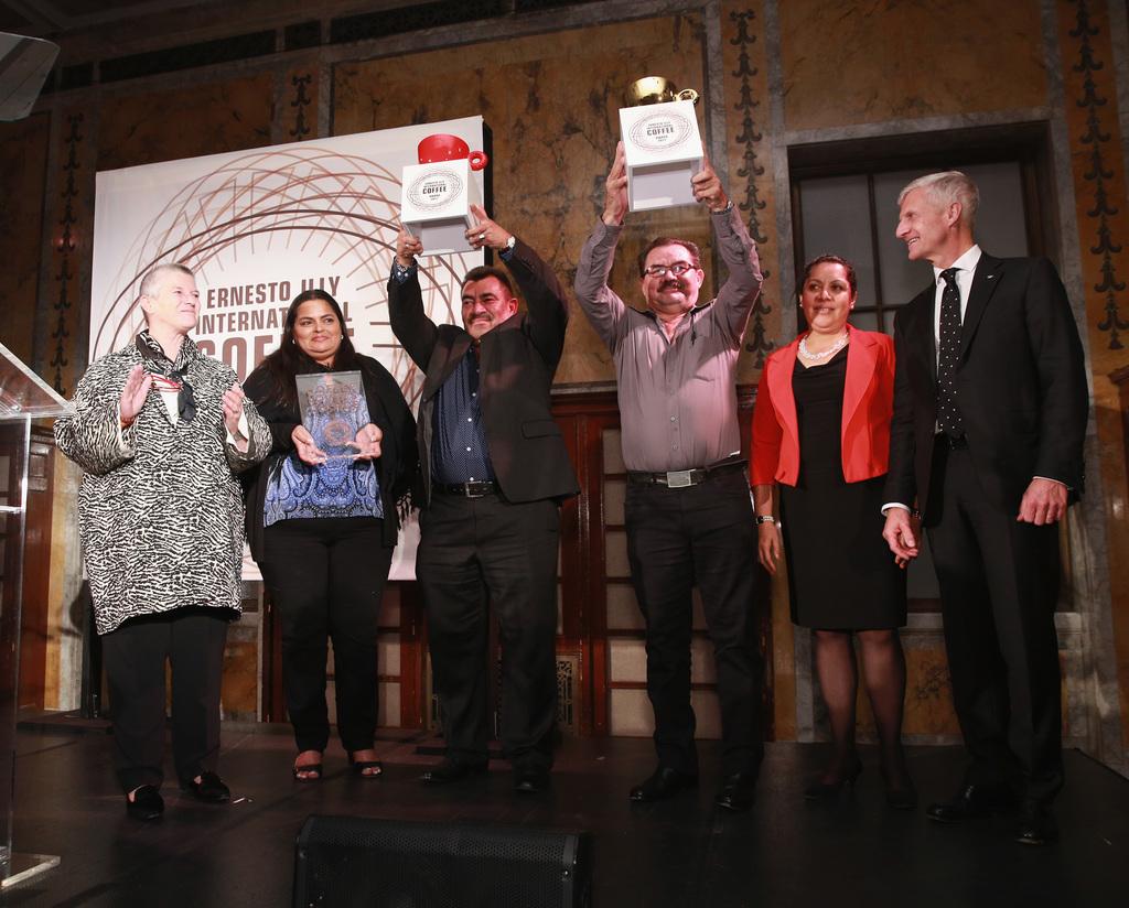 Ernesto Illy International Coffee Award