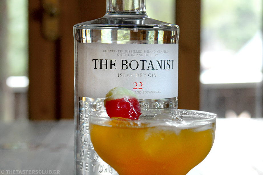 the tasters club halloween cocktails the ranch botanist gin