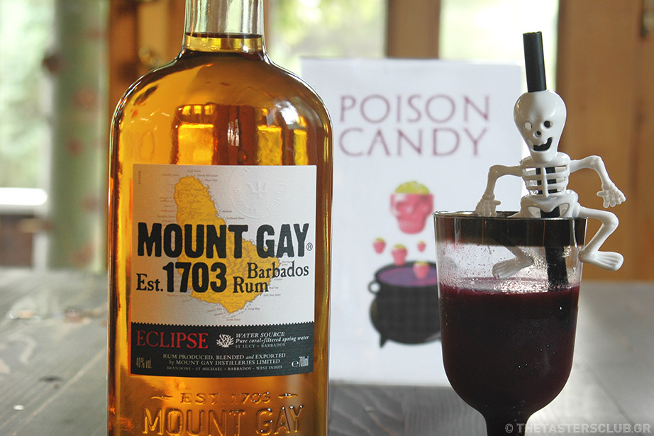 the tasters club halloween cocktails the ranch mount gay rum