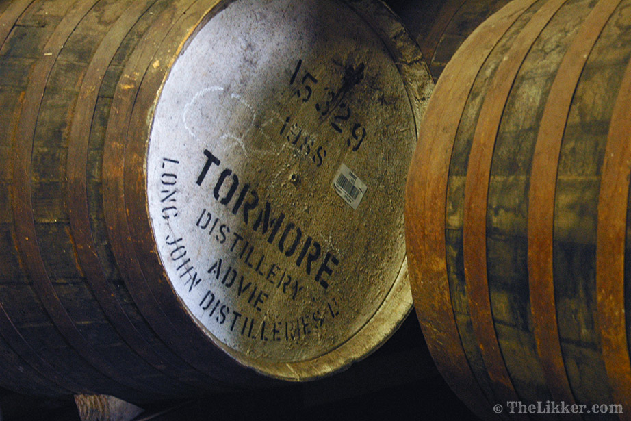 the tasters club the likker edradour whisky barrel tormore